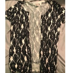 NWOT/ Never Worn LOFT S Patterned T-shirt Sweater
